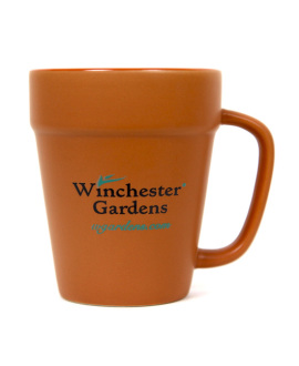 Winchester Gardens Mug - front