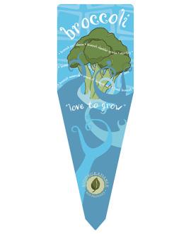 Veggie Markers-broccoli